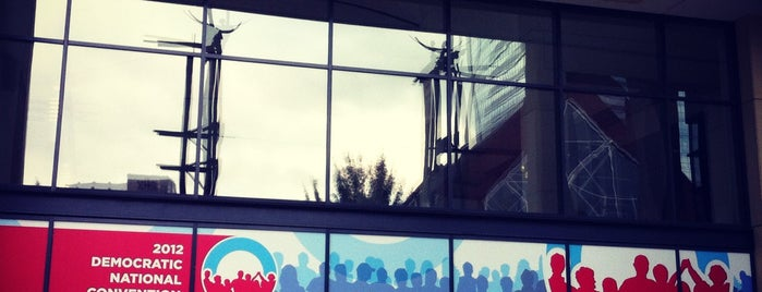 #DNC2012 Caucus & Council Mtgs is one of #DNC2012 Venues.