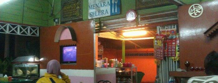 Menara selera rantau panjang is one of Makan Time..