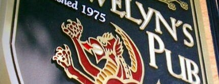 Llywelyn's Pub is one of Beer:thirty.