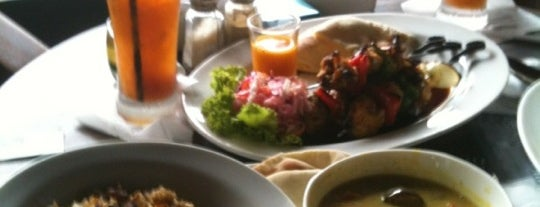 Little Baghdad is one of 20 favorite restaurants.
