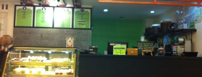 Moonleaf Tea Shop is one of Coffee & Tea.