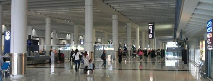 Hong Kong International Airport (HKG) is one of GoDPoweR.