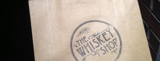 The Whiskey Shop is one of #BKLOVESuberX.