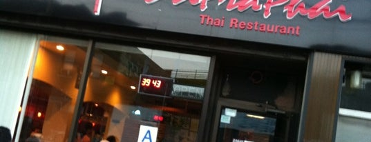 SriPraPhai Thai Restaurant is one of NYC Food Worth Traveling For.