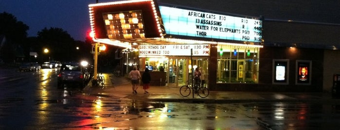 Riverview Theater is one of Top 10 favorites places in Minneapolis, MN.