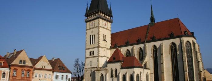 Bardejov is one of UNESCO Slovakia - kultúrne/prírodné pamiatky.