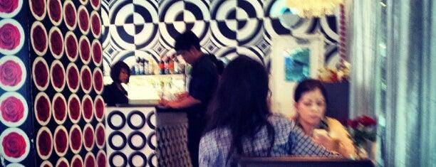 Café Terrace is one of Đồ ăn sài gòn.