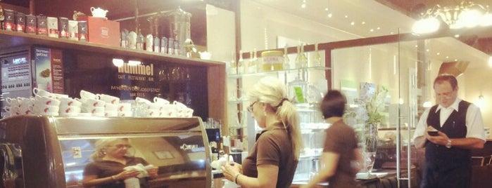 Café Restaurant Hummel is one of vegan (friendly) vienna.