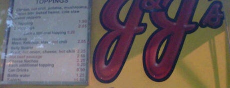 JJ's Hot Dog Truck is one of Dogs in Jersey.