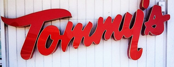 Original Tommy's Hamburgers is one of FoodFinds.