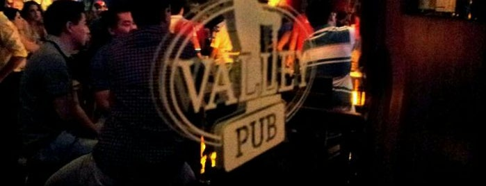 Valley Pub is one of 20 favorite restaurants.