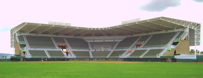 Estadio panamericano de Béisbol is one of Instalaciones / Venues.