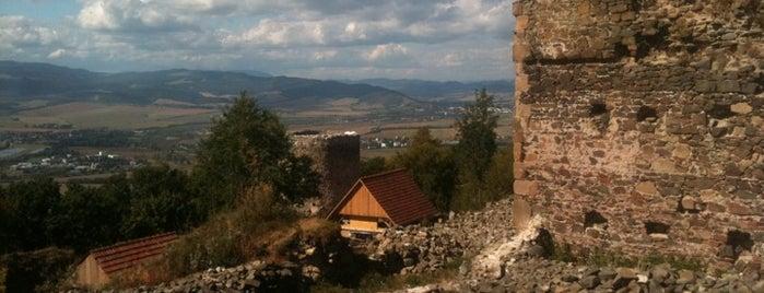 Šarišský hrad is one of Prešov - The Best Venues #4sqCities.