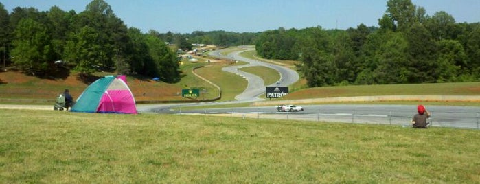 Corvette Racing @ Road Atlanta is one of Racetracks.