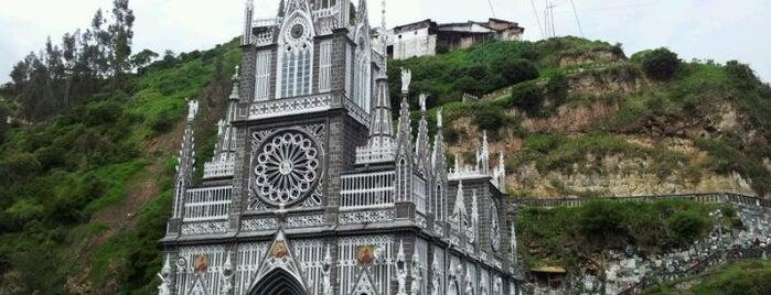 Santuario de Las Lajas is one of Lugares en Colombia!!!! :D.
