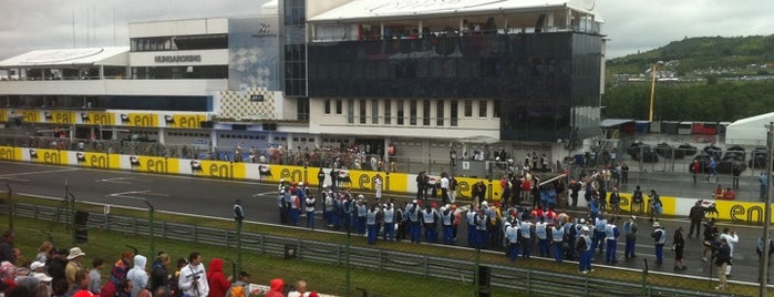 Formula 1 Hungarian Grand Prix™ is one of Re-open/etc..