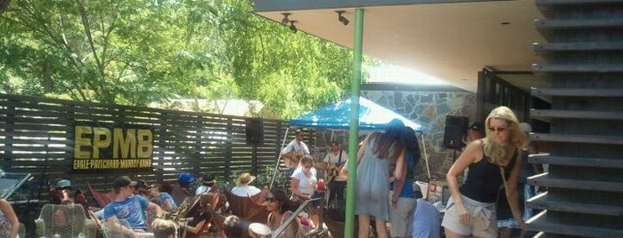 Icenhauer's is one of Clubs, Pubs & Nightlife in ATX.