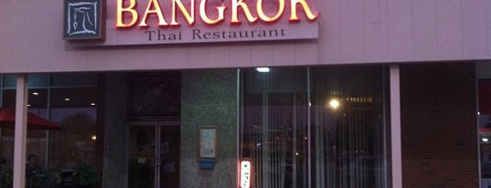 Bangkok Thai Restaurant is one of Top 10 favorite restaurants in Syracuse, NY.