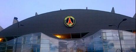 Parc des Princes is one of Stades de Ligue 1.