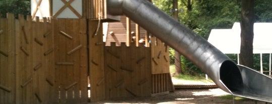 Speelpark de Splinter is one of Places.