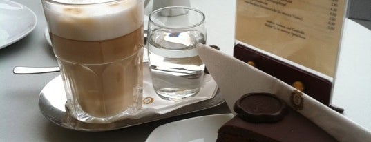 Café Sacher is one of Unsere TOP Empfehlungen für Wien.