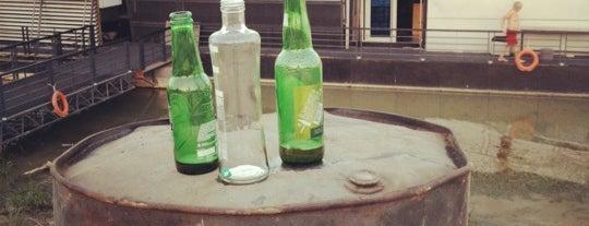 River is one of bar in belgrade.