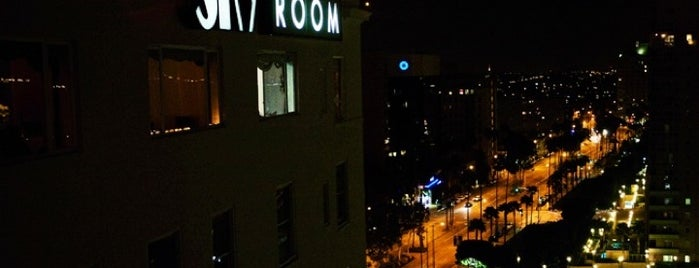 The Sky Room is one of Top 10 dinner spots in Long Beach, CA.