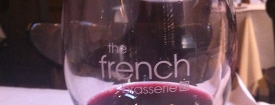 The French Brasserie is one of The Fine Food of Melbourne City.