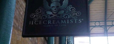 The Icecreamists is one of Places to Visit in London.