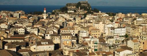 Κέρκυρα (Corfu Island) is one of Ελλαδα.