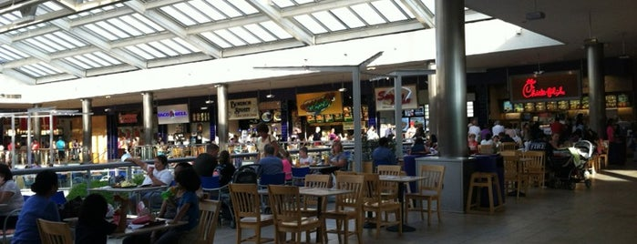 Paramus Park Food Court is one of Food.