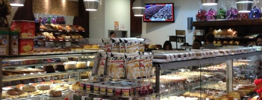 Panetteria ZN is one of Henri's TOP Coffee Shops.