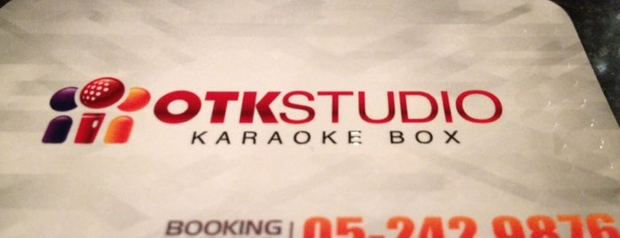 OTK Studio Karaoke Box is one of Guide to Ipoh's best spots.