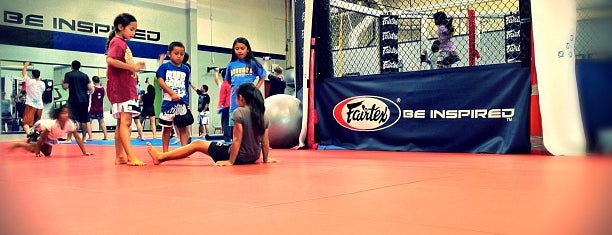 Fairtex Muay Thai Fitness is one of Top picks for Gyms or Fitness Centers.
