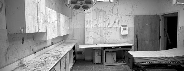 ASYLUM 49 HAUNTED HOSPITAL is one of Ghost Adventures Lockdowns.