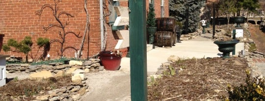Lanthier Winery is one of Indiana Wine Trail.