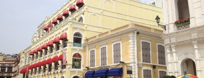 Largo do São Domingos / St. Dominic's Square 板樟堂前地 is one of Discover: Macau.