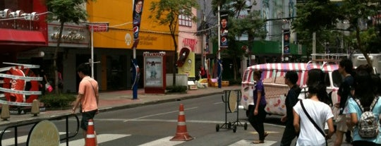 Siam Square (สยามสแควร์) is one of All-time favorites in Thailand (#2).