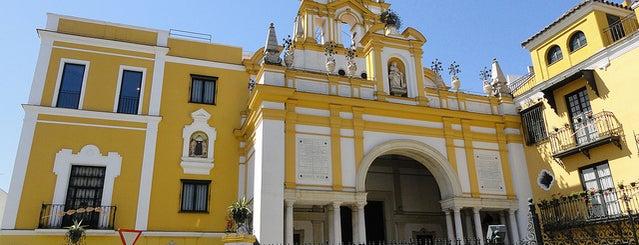 Basílica de la Macarena is one of 101 cosas que ver en Andalucía antes de morir.