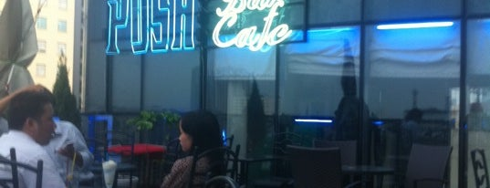 Posh Cafe is one of Coffee Shops.