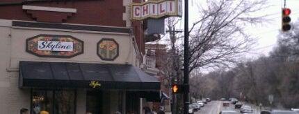 Skyline Chili is one of #VisitUS #VisitCincinnati.