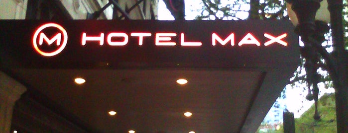 Hotel Max is one of Did it in Seattle.