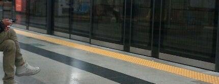 홍제역 (Hongje Stn.) is one of Subway Stations in Seoul(line1~4 & DX).