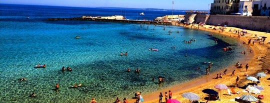 Gallipoli is one of Cosa visitare.