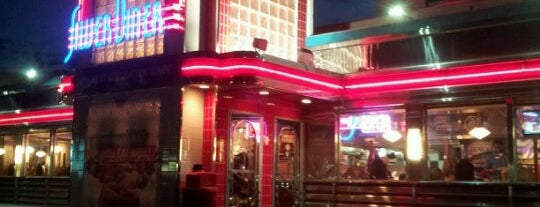 Silver Diner is one of Dining.