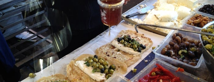 Chez Safwane (Crepes Marocaines) is one of Guide to Brussels's best spots.