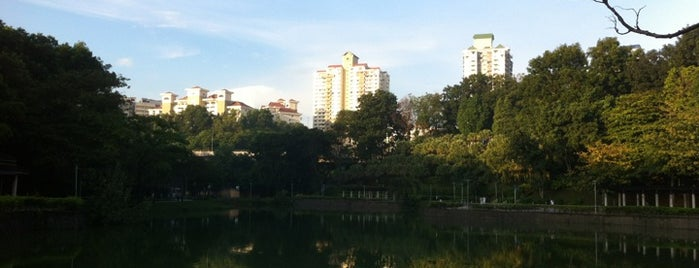 Bukit Komanwel is one of enday.
