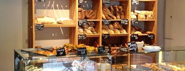 Zeit für Brot is one of Berlin Cafés.