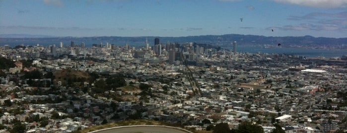Twin Peaks Summit is one of San Francisco musts.