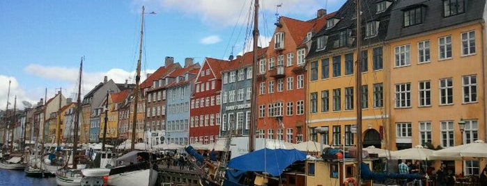 Nyhavn is one of Maravillas del mundo.